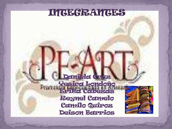 Artesanía pe- art es ante todo una empresa innovadora y flexible, siendo capaz de rediseñar, modificar y readaptar los pro...
