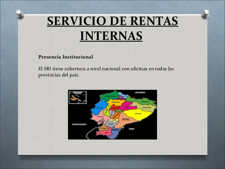 Diapositivas grupo maestria sri 1 for Oficina nacional de gestion tributaria