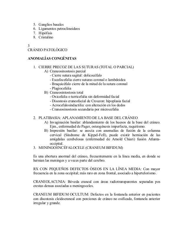 Vistoso Cierre De La Fontanela Anterior Ideas - Imágenes de Anatomía ...