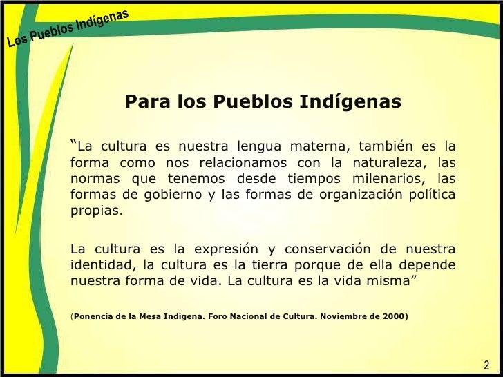 Diapositivas indigenas en colombia (1) Slide 2