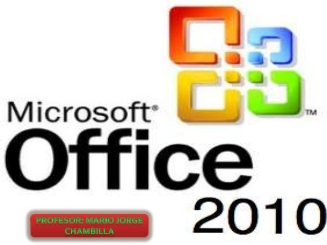 Es un programa editor de texto ofimático     muy popular, que permite crear documentos sencillos o profesionales. Microsof...