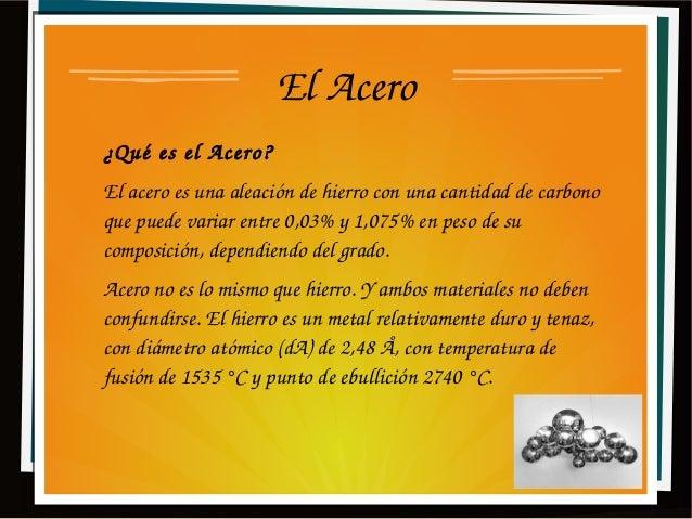 "metalurgica "" El Acero"" Slide 2"