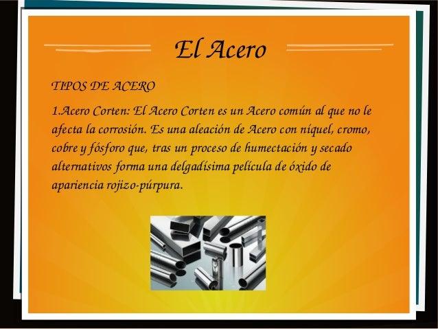 "metalurgica "" El Acero"" Slide 3"