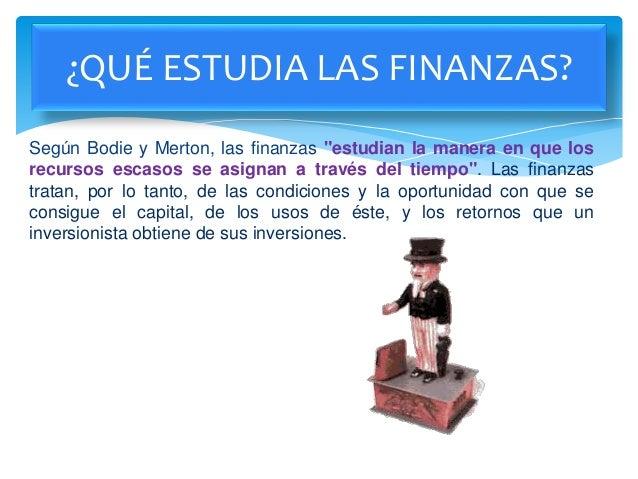 Bodie merton finanzas