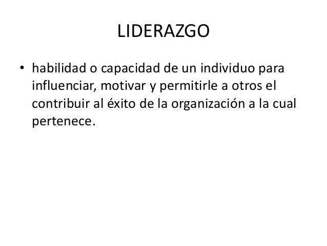 Diapositivas liderazgo Slide 3