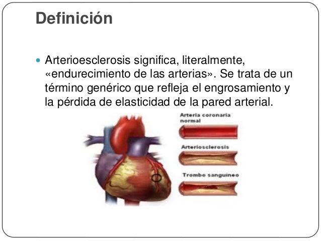 Arterioloesclerosis Hialina:  Se observa en diabetes e HTA benigna. Patogenia  Alteración funcional del endotelio lo que...