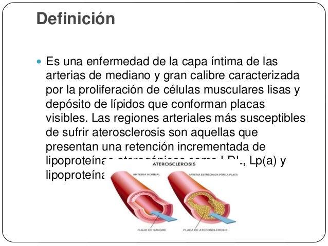 Epidemiología:  Adquiridos o modificables: - Hipercolesterolemia: su presencia basta para estimular la formación de la le...