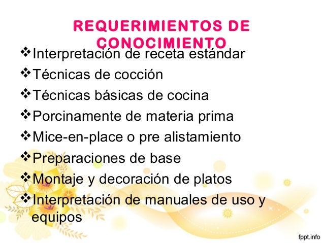 Diapositivas normas gastronomicas segun decretos for Normas de higiene personal en la cocina