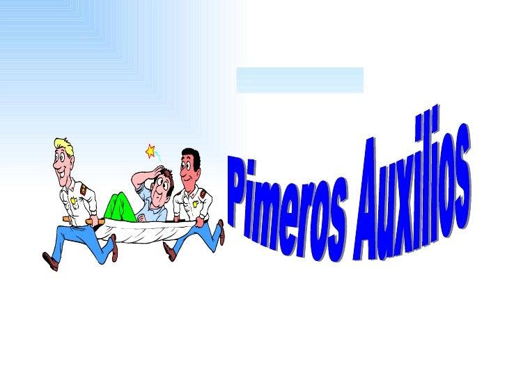 Pimeros Auxilios
