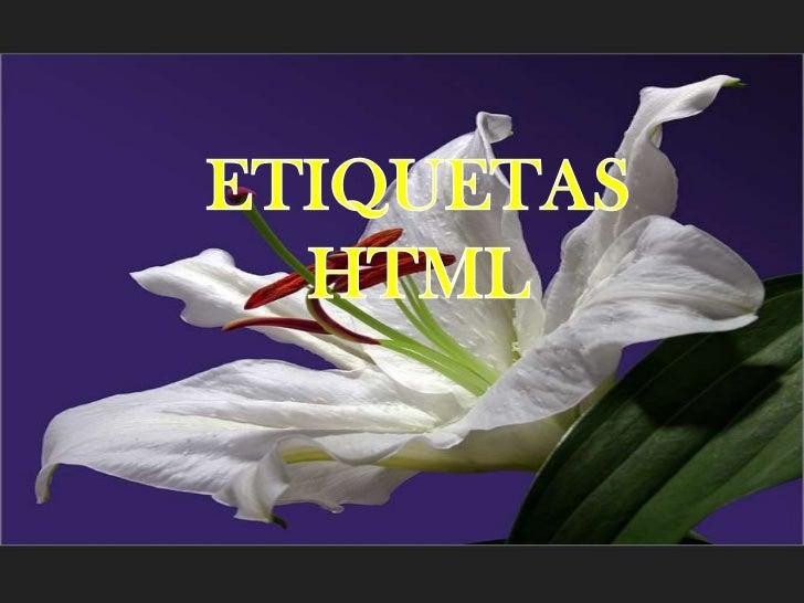 MARCAS BASICAS<html></html> Al principio y al final de todo documento.<head> </head> Cabecera<title> </title> indica el tí...