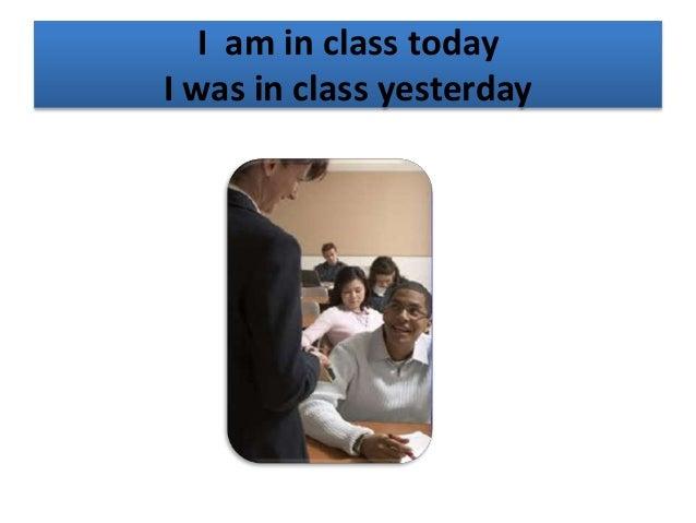 simple past tense Slide 3