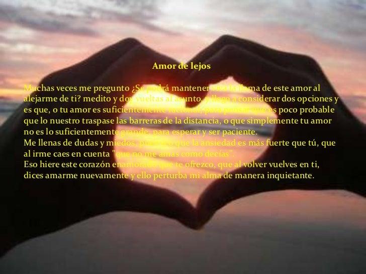 Diapositivas Poemas De Amor