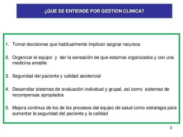 Diapositivas que se entiende por gestion clinica for Que se entiende por arquitectura