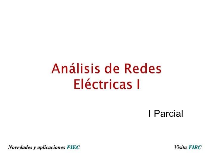 I Parcial Visita   FIEC Novedades y aplicaciones  FIEC