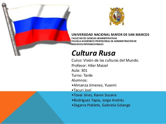UNIVERSIDAD NACIONAL MAYOR DE SAN MARCOS FACULTAD DE CIENCIAS ADMINISTRATIVAS ESCUELA ACADÉMICO PROFESIONAL DE ADMINISTRAC...