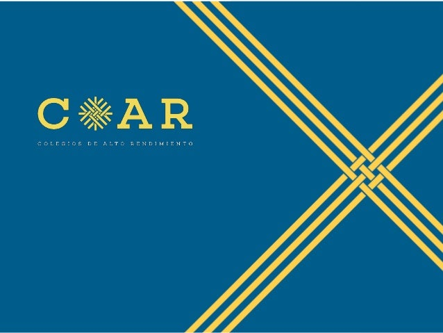 Perfil de estudiante COAR