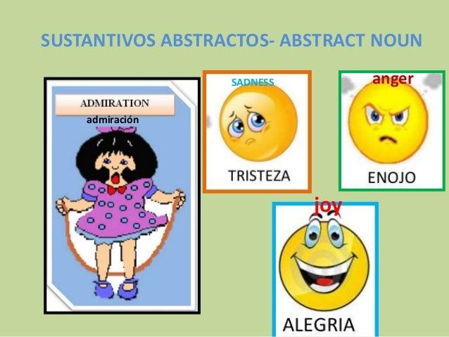 Los Sustantivos En Ingles