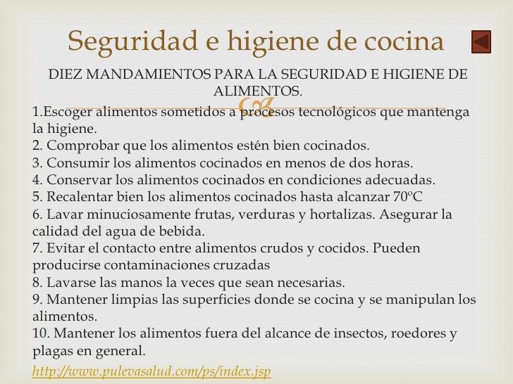 Diapositivas gastronomia for La cocina de los alimentos pdf