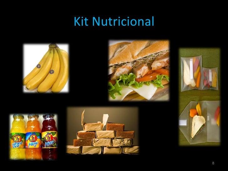 Kit Nutricional