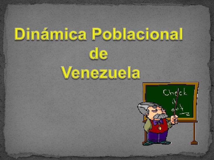 La población venezolana está caracterizada por un conjunto aglutinadode razas, producto de un proceso de mestizaje que exh...