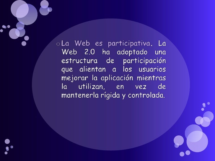 Aprende mas sobre la web 2.0