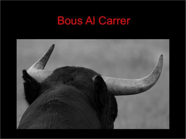 Bous Al Carrer