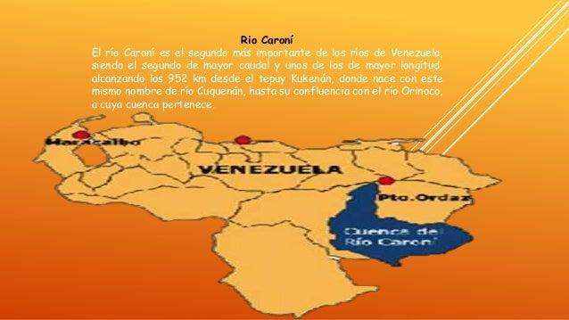 Cuenca hidrografica del rio caroni rio thecheapjerseys Choice Image