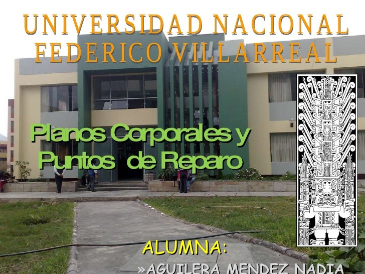 Planos Corporales y Puntos  de Reparo <ul><li>ALUMNA: </li></ul><ul><ul><ul><ul><ul><li>AGUILERA MENDEZ NADIA </li></ul></...