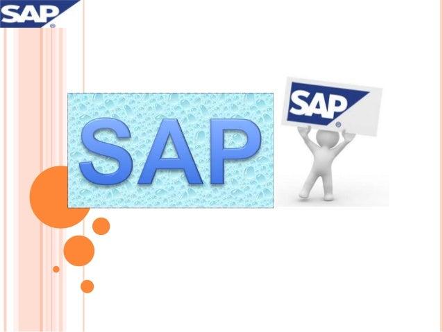 LA HISTORIA DE SAP   Breve Resumen Histórico    1972  Se funda SAP.    1973  Se lanzan las soluciones SAP R/1.    1977...
