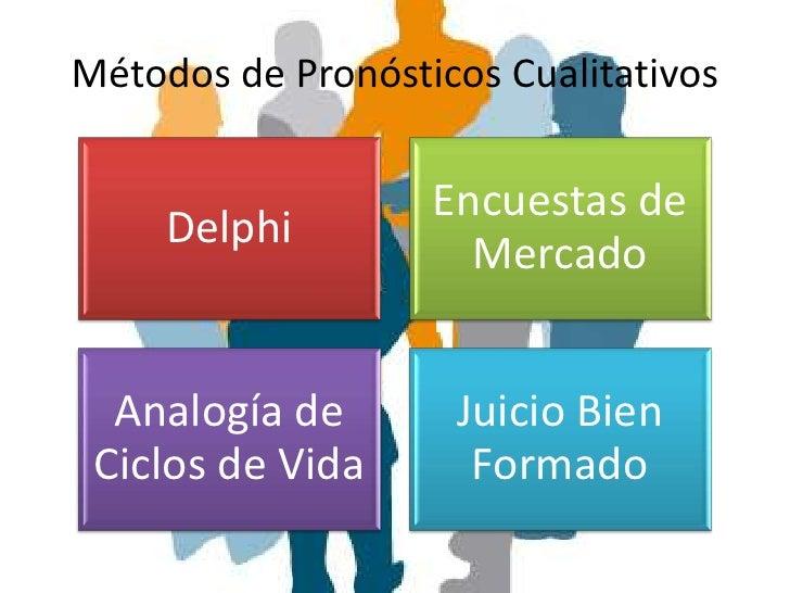 Métodos Causales de Pronóstico                   Modelos  Regresión                Econométricos  Modelos de              ...