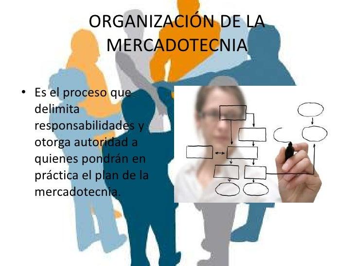 La Organización de la Mercadotecnia          en la actualidad.                                     Gerente                ...