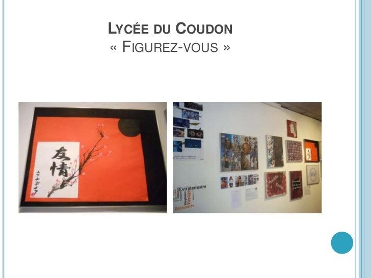 LYCÉE DU COUDONUN ARTISTE, DES ÉLÈVES : STANLEY KUBRICK