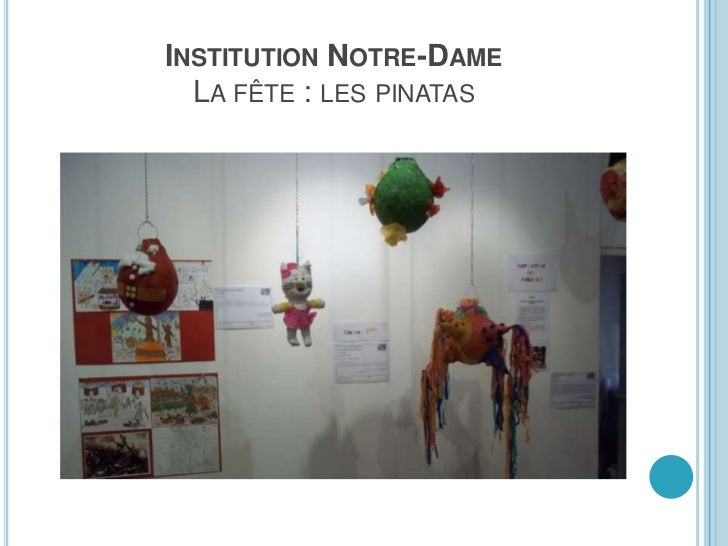 INSTITUTION NOTRE-DAME