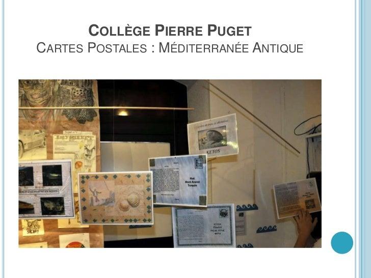 COLLÈGE PIERRE PUGET