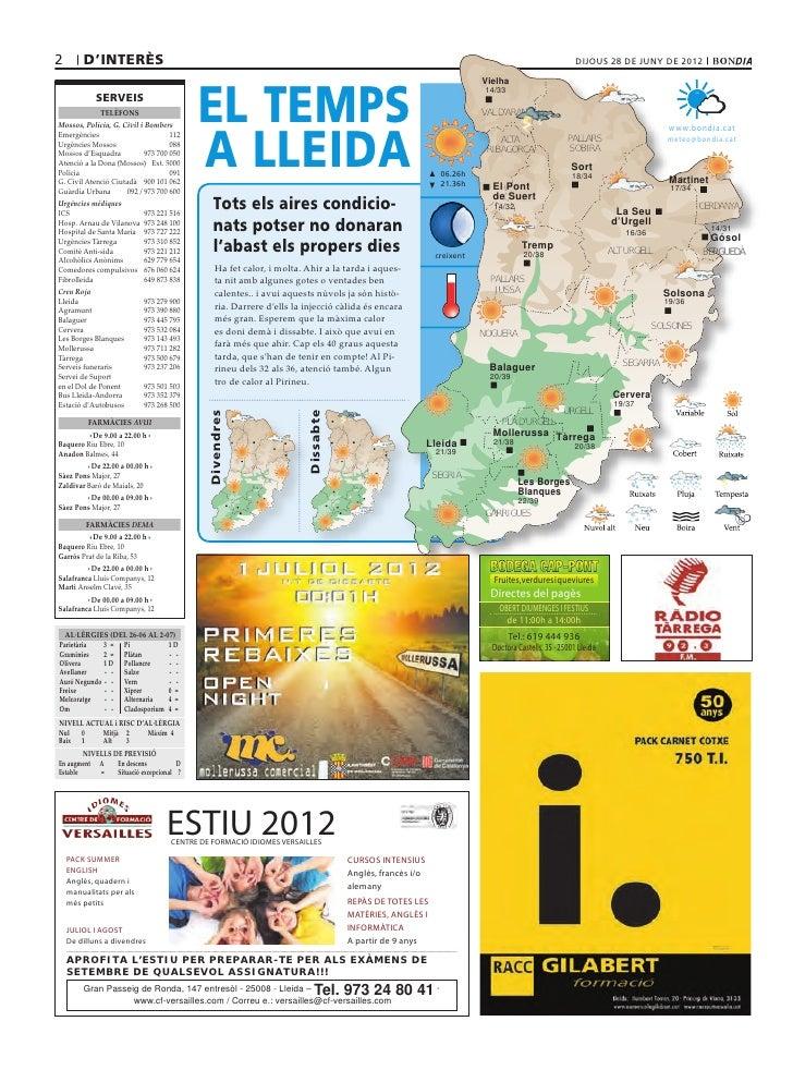 Bondia Lleida 28062012 Slide 2