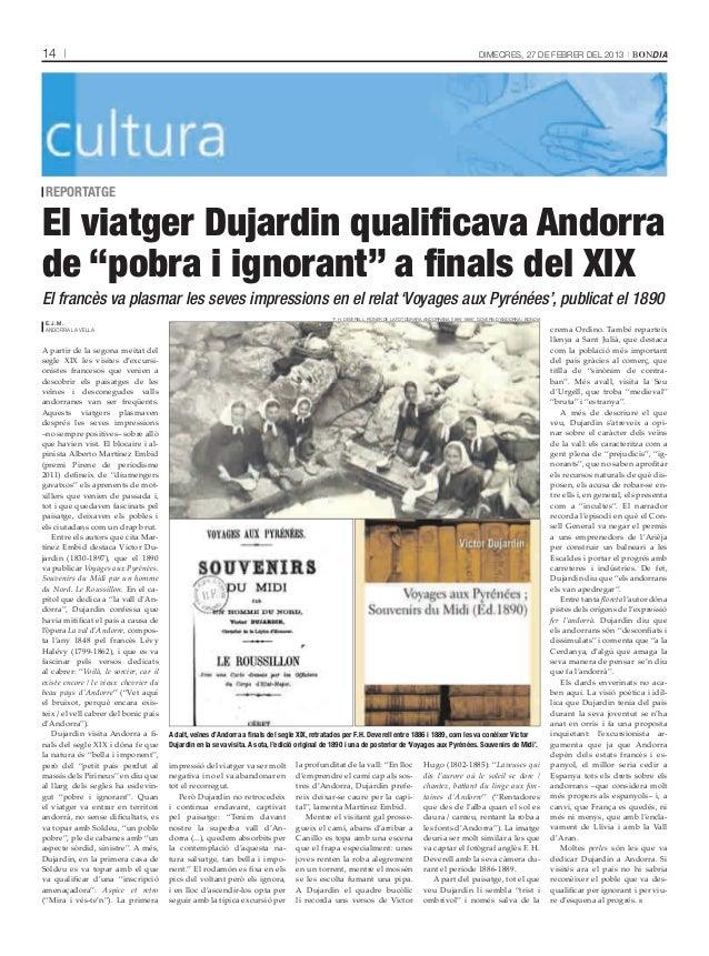 Diari del 27 de febrer de 2013 for Dujardin 817