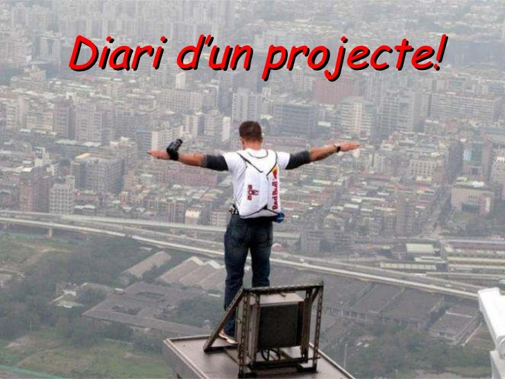 Diari d'un projecte!