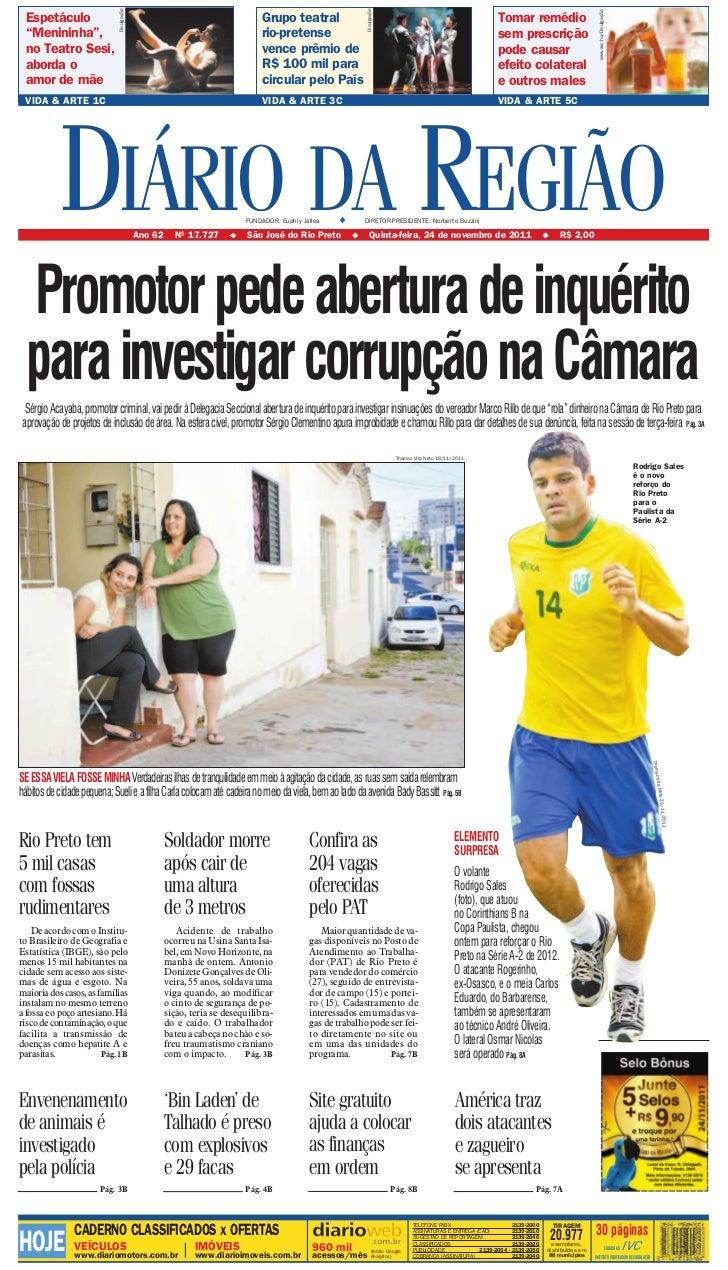 DIÁRIO DA REGIÃO                                                                                                   Divulga...