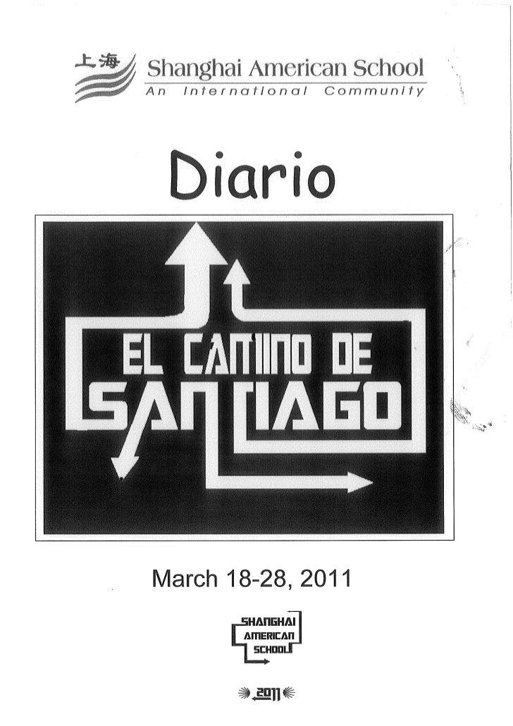 Diario - El Camino de Santiago