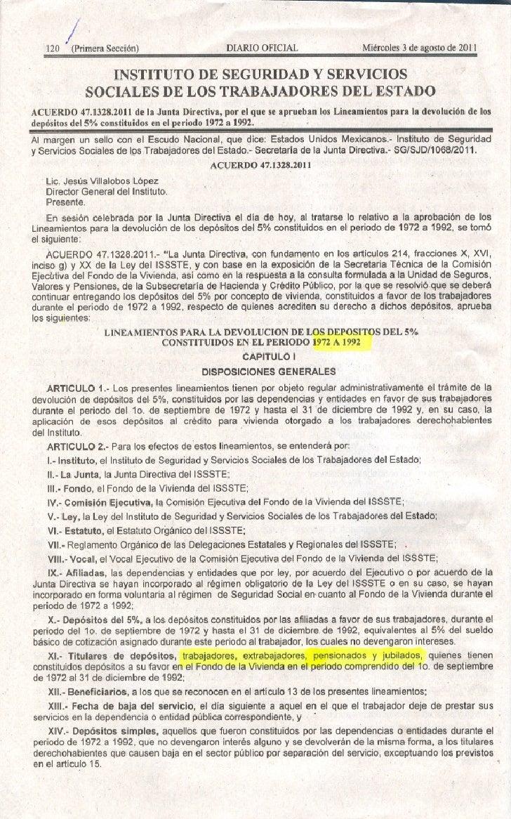 Diario  Oficial  Ago2011