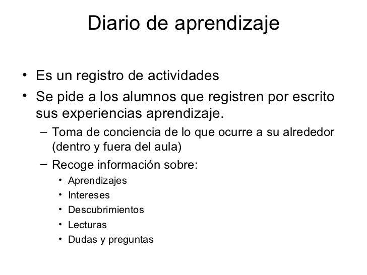 Diario De Aprendizaje Slide 2