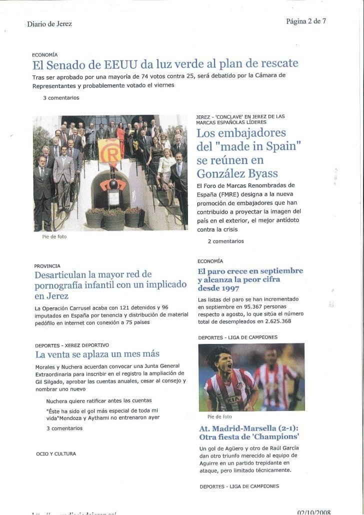 Diario de jerez compra de xerez