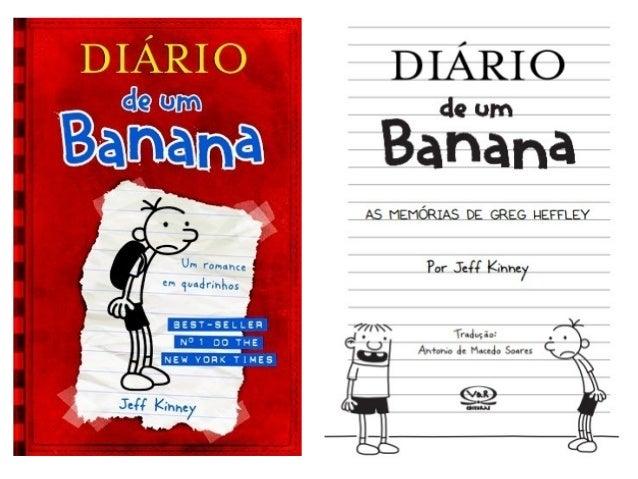 Diário de um banana -  livro 1