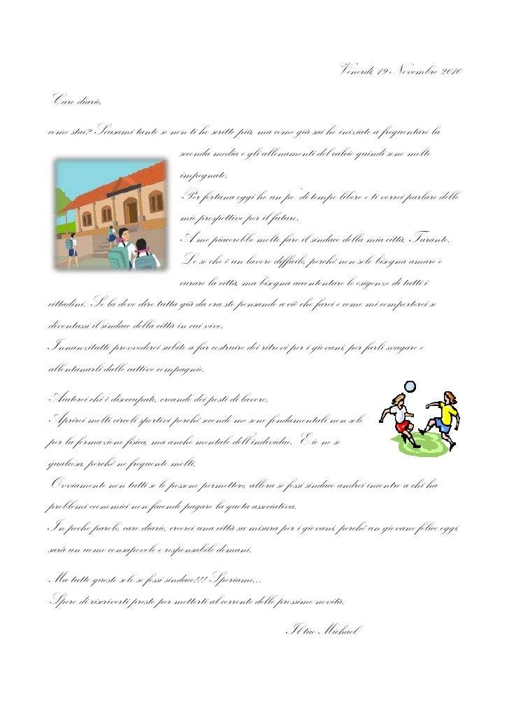 Diario di una segredaria