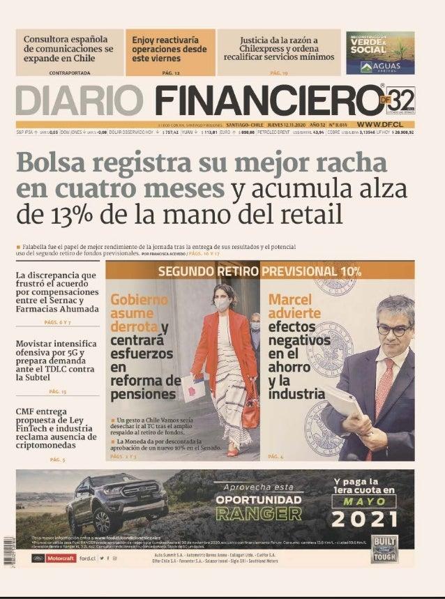 Diario Financiero: LLYC adquiere la consultora Factor C en Chile