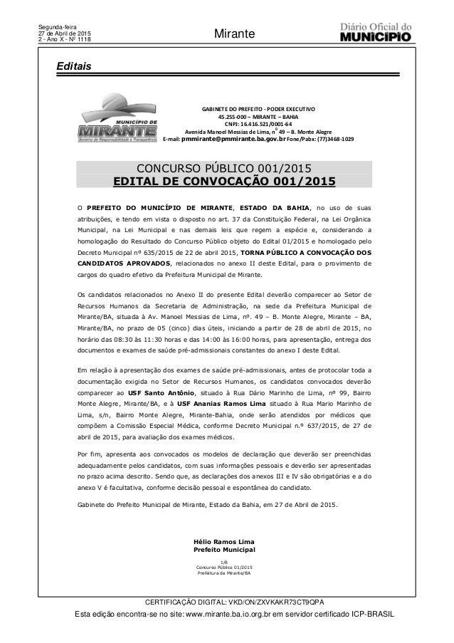EXECUTIVO DIÁRIO OFICIAL