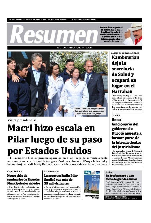 """Macri: """"Vamos a apoyar a todos los argentinos que busquen una oportunidad de progresar"""". POR EL MUNDO Cómo se empieza a tr..."""
