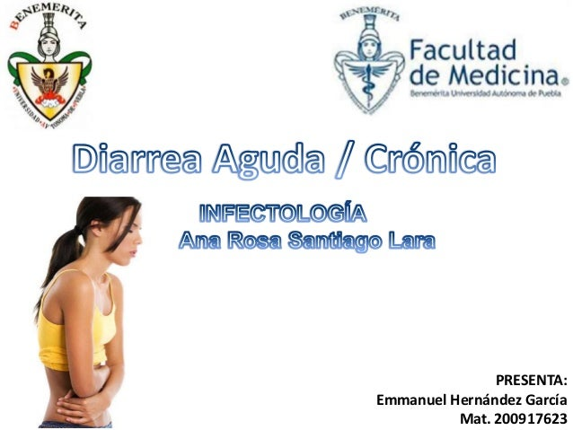 Diarrea Aguda Cronica