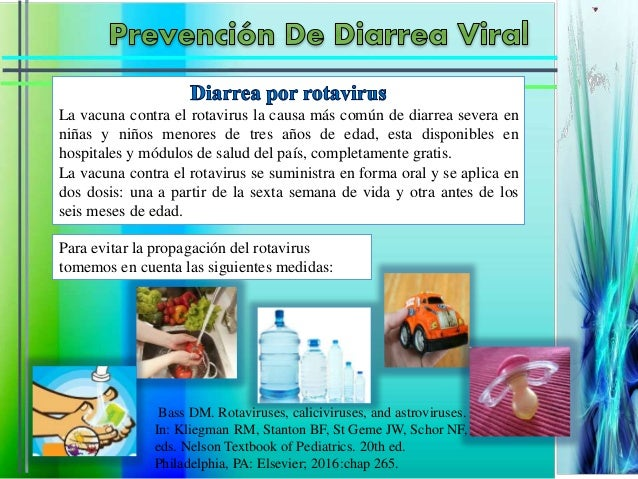Diarrea de tipo viral - Alimentos para evitar la diarrea ...