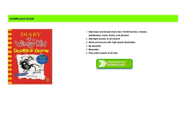 Most Read Diary Of A Wimpy Kid Double Down Diary Of A Wimpy Kid Bo